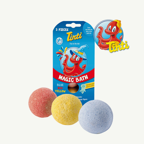 Magic Bath Ball Set