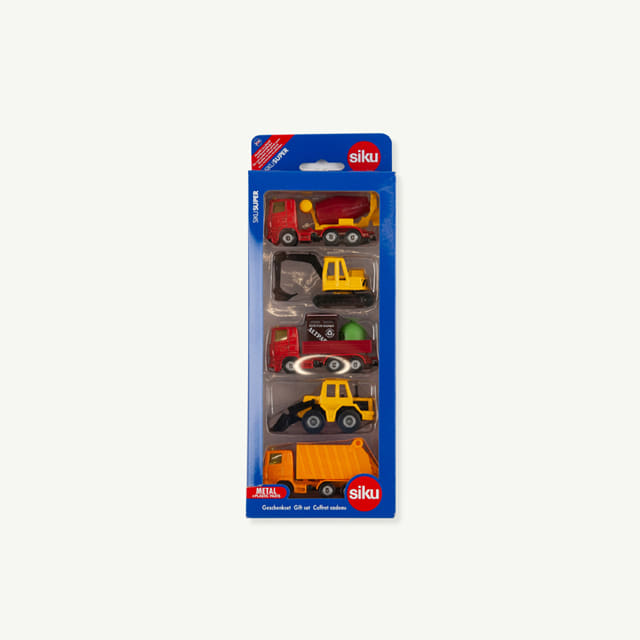 Heavy Vehicle Gift Set
