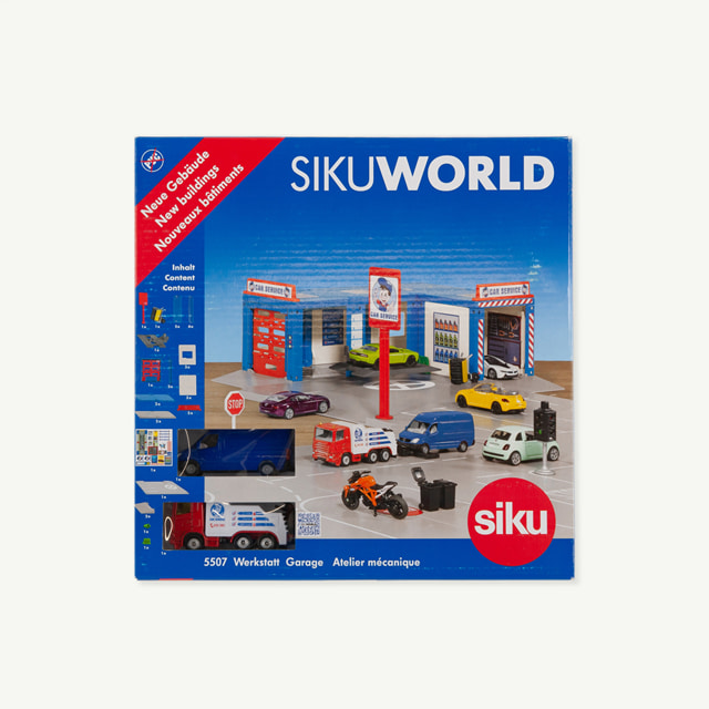 SIKU WORLD Car Service
