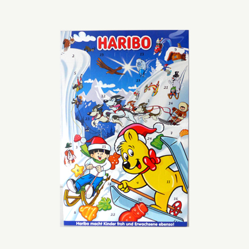 2019 Haribo Advent Calendar