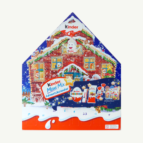 2019 Kinder Maxi Advent Calendar