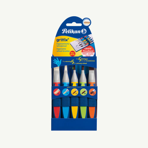 [From Germany] School Brush Set