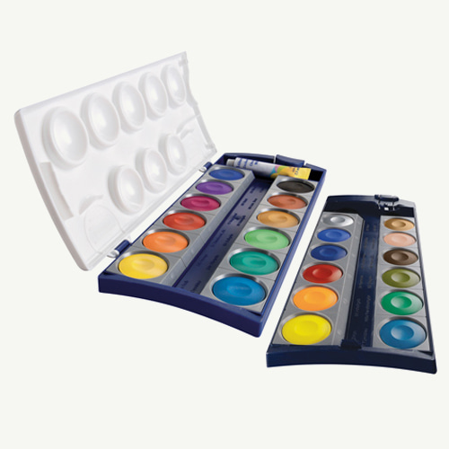 24 Water Color Set