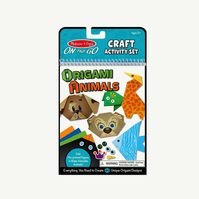 Craft Activity Set - Origami Animals