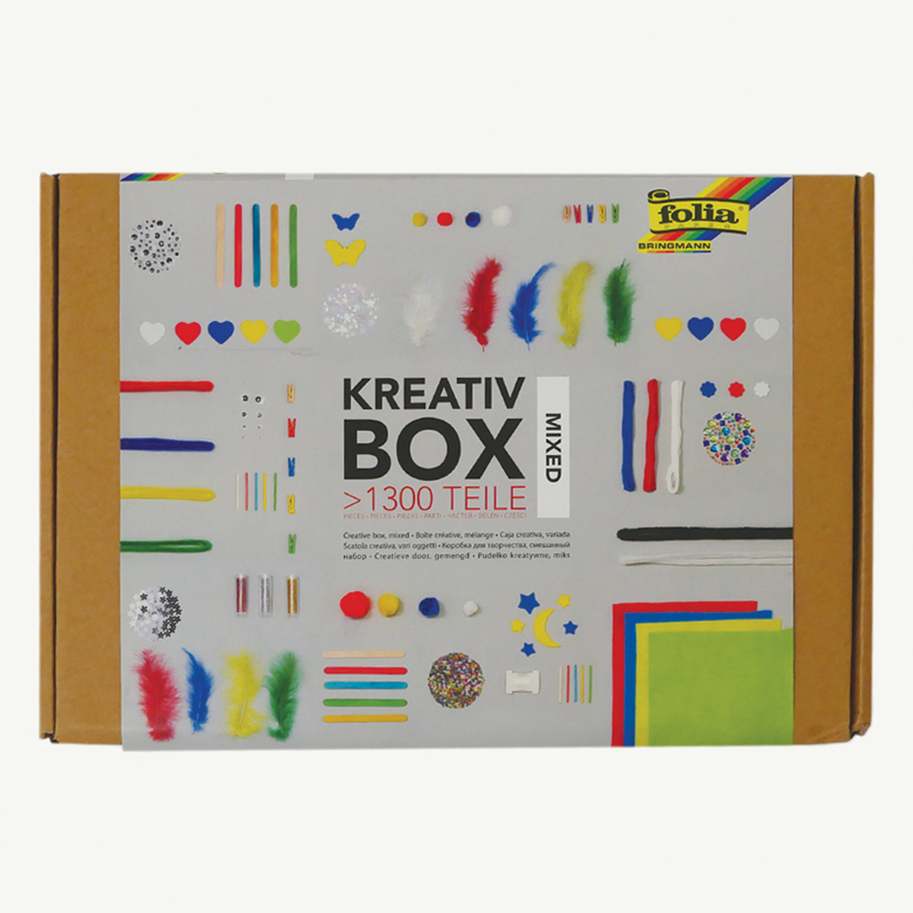 [From Germany] Creative Box