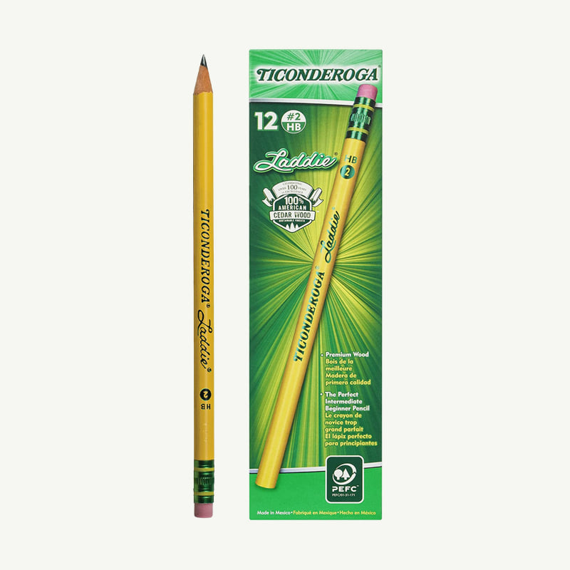 Laddie HB Pencil (12개입)